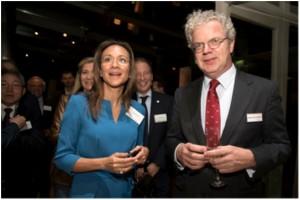 Vanessa Moriel, Managing Director Asia, LIASE – Julius von Ingelheim, Spokesman of the Board , Wolfsburg AG
