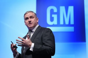 General Motors' Head of Purchasing and Supply Steve Kiefer focused on supplier relations. He argued that leaving suppliers with a comfortable margin allowed them to remain stable, which is a gain for GM over the long run.