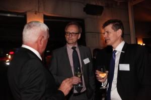 NJF – Cie Automotive China, Chairman of the Board, John Mack; Lean Nova, Vice President, Jan Bengtsson; and, Lean Nova, CEO, Tomas Camen.