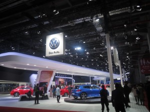 Volkswagen unveiled its C Coupe GTE performance hybrid concept car. Along with the Mercedes-Benz Concept GLC Coupe concept, these German designs are further pushing the idea of a 4 door coupe. Volkswagen's C Coupe concept has a number of luxury features that are meant to attract Chinese customers to the flagging sedan market.