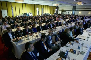 More than 250 delegate from over 100 companies were expected at the Congress in Birmingham.