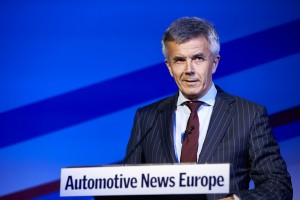 Peter Schwarzenbauer, Member of the Board of Management, BMW AG, is currently responsible for the MINI, BMW Motorrad and Rolls-Royce brands and BMW Group Aftersales. He warned of about a potential UK exit from the European Union.