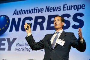 Arndt Ellinghorst, CEO, Evercore ISI Europe, provided his analysis of the automotive industry. He is bullish on the automotive sector, but pointed out that 50% of OEMs are not turning a profit. That is because they have not been good at passing on cost to their end users. Suppliers on the other hand have been very good investment, providing good returns for investors.