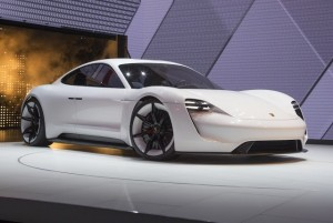 Porsche's Mission E was one of the most talked about debuts at the show, as it signalled the luxury carmaker's entry into the electric car market. Exaggerated design clearly signaled that the car remains in the conceptual stage, but the performance specs made its very clear that the Mission E, once it enters the market, will be competing head-to-head with Tesla.
