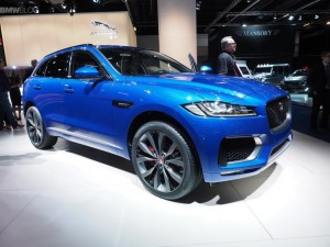 Jaguar unveiled its first ever SUV, called the F-Pace. Initially announced in Detroit earlier this year, the stylish luxury sports utility will be entering the increasingly crowded luxury SUV space just as auto demand in emerging markets is being questioned.