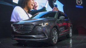 The new Mazda CX-9 which was introduced at the Los Angeles Auto Show reworked its crossover both in style and under the hood, with a new 2.5-liter turbocharged engine. The three-row crossover was widely praised for its design.