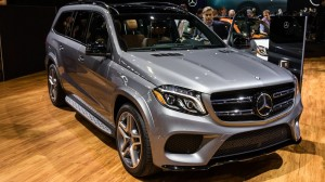 The new Mercedes GLS replaces the GL-Class SUV. The seven-seater is fitted with a massive engine, a redesigned front end plenty of goodies on the inside. Mercedes is rumored to be working on a Mayback SUV as well.