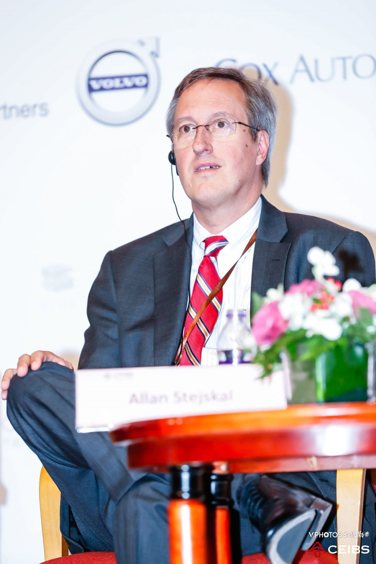 Mr. Allan Stejskal, CEO, incadea (a Cox Automotive Brand).