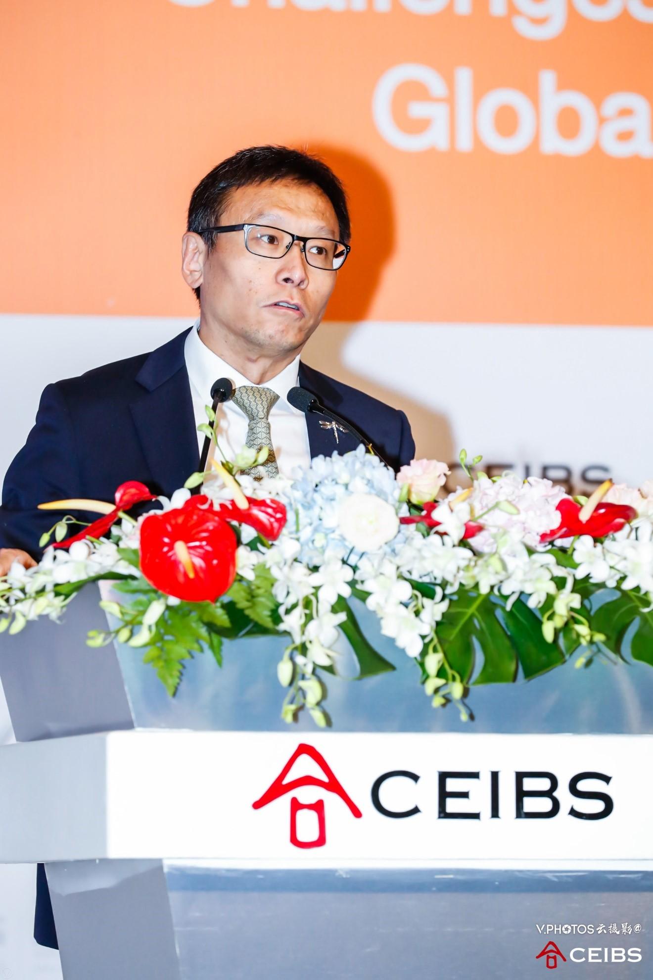 Mr. Lu Qun, Chairman, Beijing CH-Auto; Chairman, Qiantu Motor.