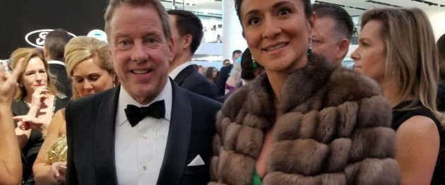 LIASE Group's Vanessa Moriel and Ford Chairman Mr. Bill Ford