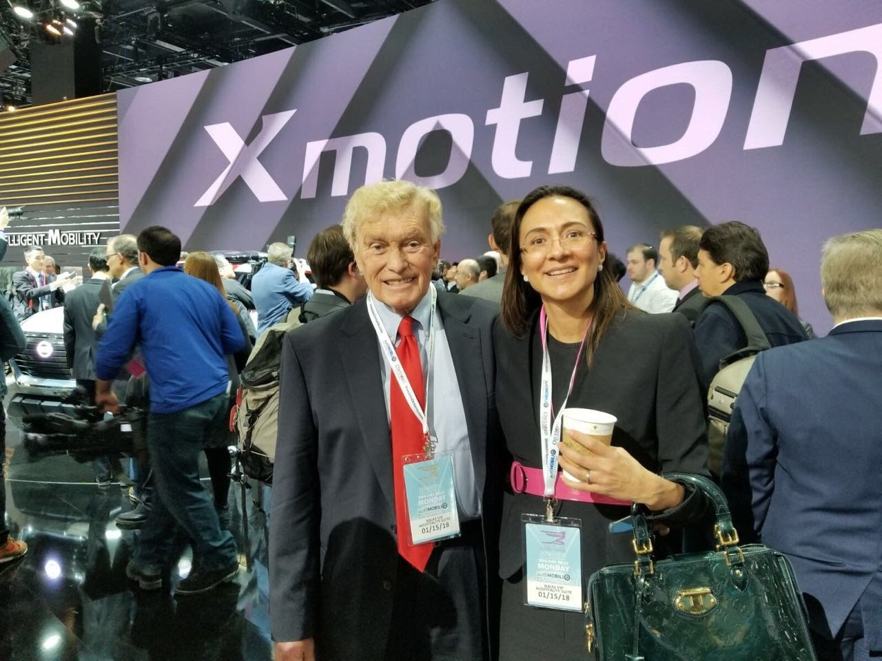 Vanessa Moriel, Managing Director Asia Pacific, LIASE Group and Vic Doolan, Non-Executive Board Member, LIASE Group