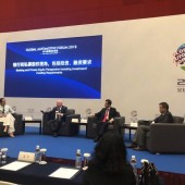 LIASE Group Managing Director Asia Pacific Vanessa Moriel Participates in GAF 2018 in Chongqing