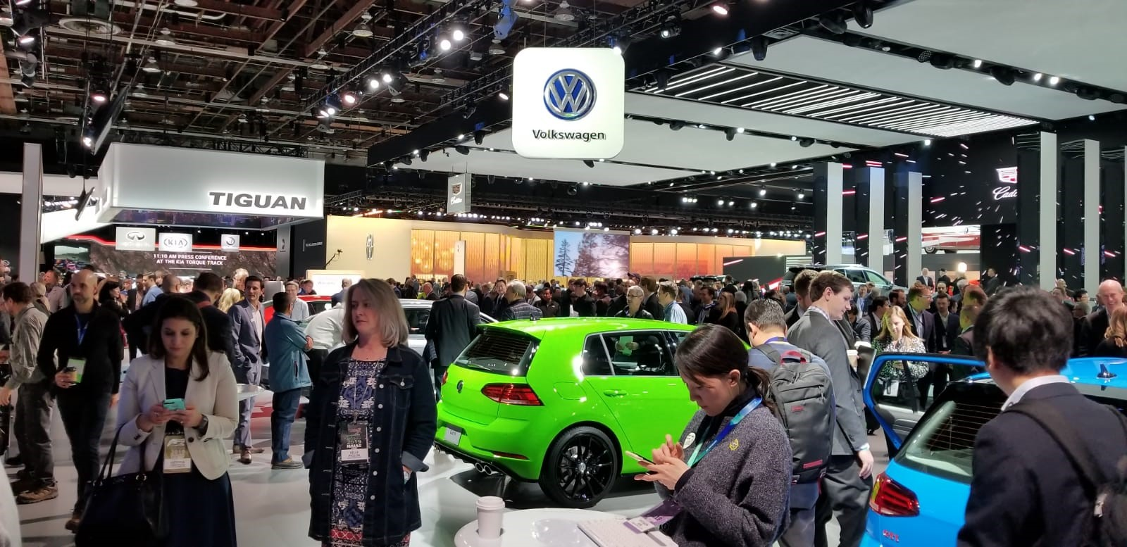 The 2019 Detroit Auto Show attracted sold 774,179 tickets over its 16-day run.