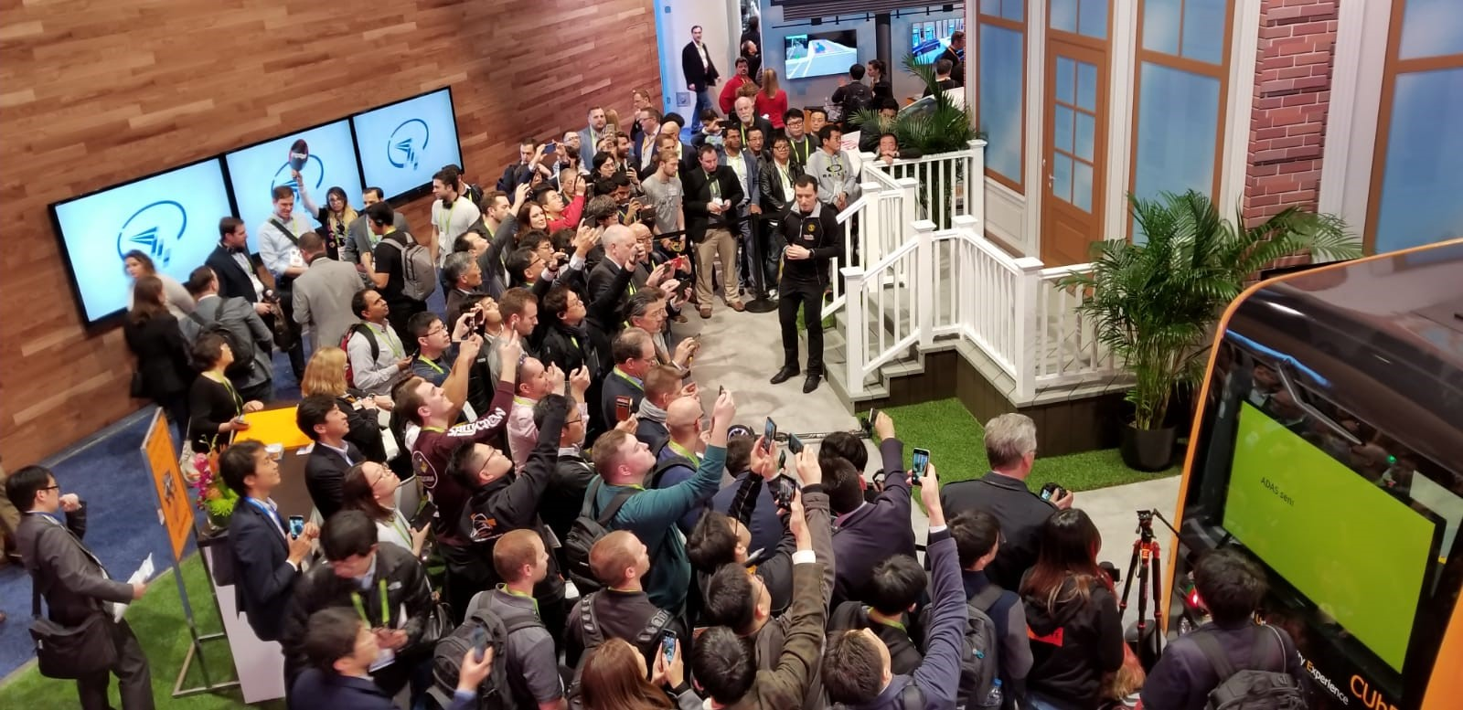 CES 2019 organizers were expecting over 180,000 visitors for this year's edition.