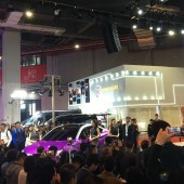 LIASE Group Attends Auto Shanghai 2019